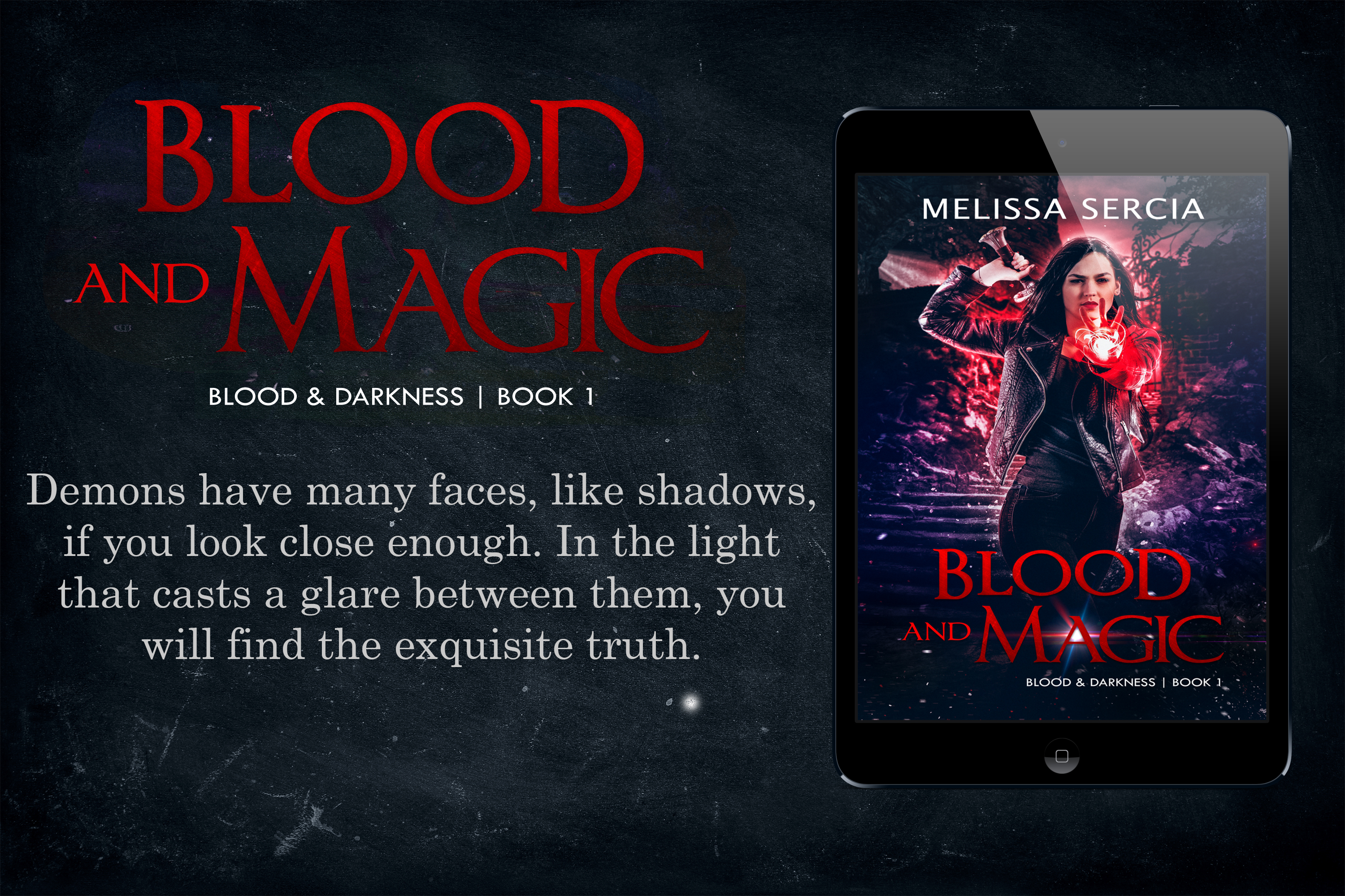 Blood and Magic teaser