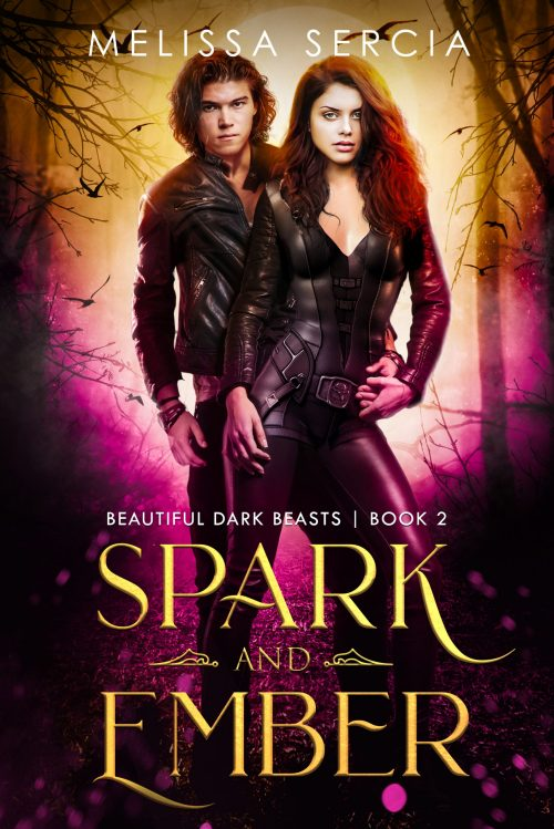 Spark and Ember DIGITAL COVER